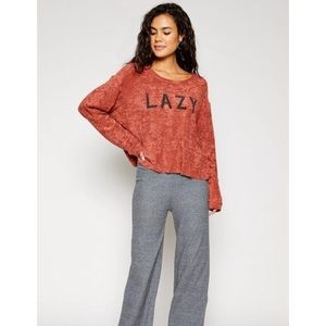 sewchicboutique Tops - Super Soft LAZY Long Sleeve Graphic Top